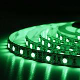 Светодиодная лента Professional 12v 5м 5050-60 IP20 RGB, фото 9