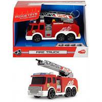 Машинка Dickie Пожарная служба со звуком, светом и водным эффектом 15 см (3302002)