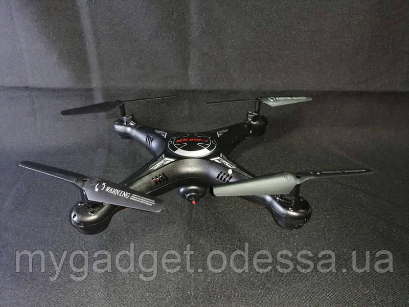 Квадрокоптер X5SW-1 с Wi-Fi камерой (Дрон)