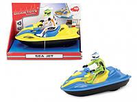 Скутер Dickie Toys Sea Jet Голубой, 3772003