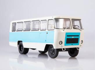 Наши Автобусы (Modimio) №3 - Кубань-Г1А1-О2 | Коллекционная модель (1:43)