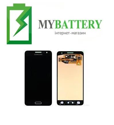 Дисплей (LCD) Samsung G930F Galaxy S7/ G930FD OLED с сенсором черный