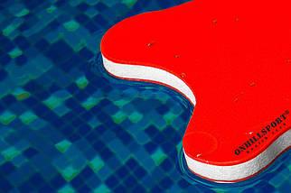"""Доска для плавания """"Звезда"""" 40*38*2,5 см, фото 2"""