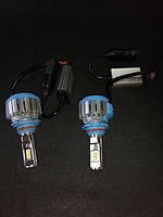 Автомобильная лампа LED T1 9006 35W