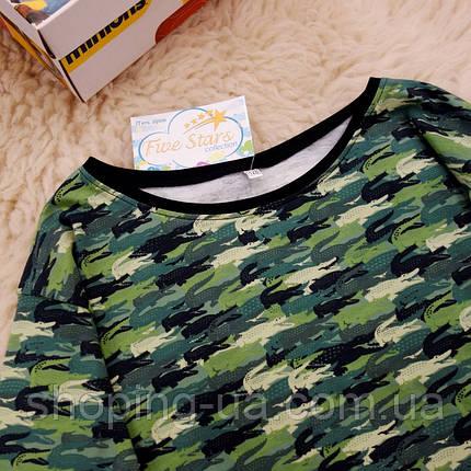 Реглан для мальчика крокодилы Five Stars KX0287-122p, фото 2