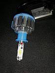 Автомобільна лампа LED T1 H3 35W, фото 3