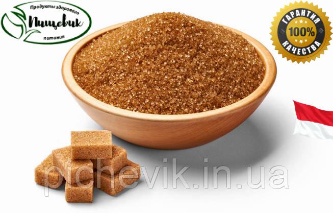 Тростниковый сахар (песок). Индонезия. Вес: 500 грамм