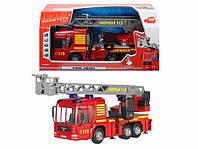 Пожарная машина со звук., свет. и водным эффектом, 43 см, 3+ Dickie Toys 3716003