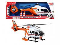 Функциональный вертолет Спасательная служба Dickie Toys со светом и звуком 64 см (3719004)