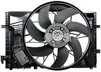 Радиатор кондиционера Mercedes W-140 M104 б/у 140 830 06 70