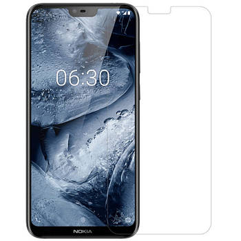 Защитная пленка Nillkin Crystal для Nokia 6.1 Plus (Nokia X6)