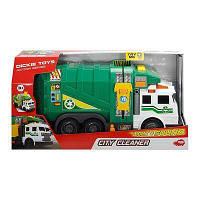 Машинка Dickie Toys  Мусоровоз Чистый город со светом и звуком, 39 см  (3308378), фото 1