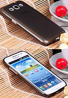 Силиконовый чехол для Samsung Galaxy Grand 3 G7200 черный