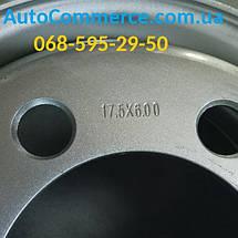 Диск колесный FAW 1051/1061 ФАВ R17.5-6.0 Безкамерка Усиленный!, фото 2