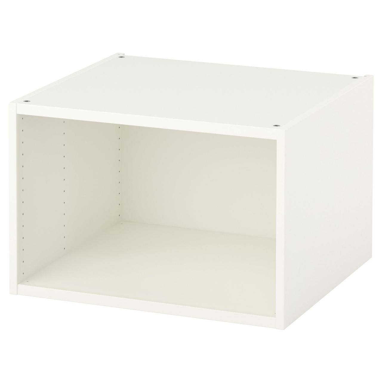 Каркас IKEA PLATSA белый 60x55x40 см 903.309.49