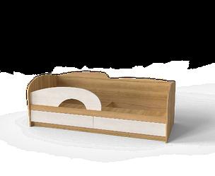 Дитяче ліжко КЕТ 3 Мебекс