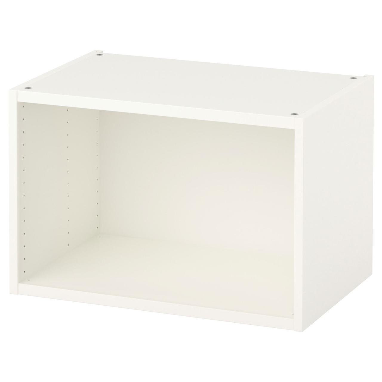 Каркас IKEA PLATSA белый 60x40x40 см 703.309.50