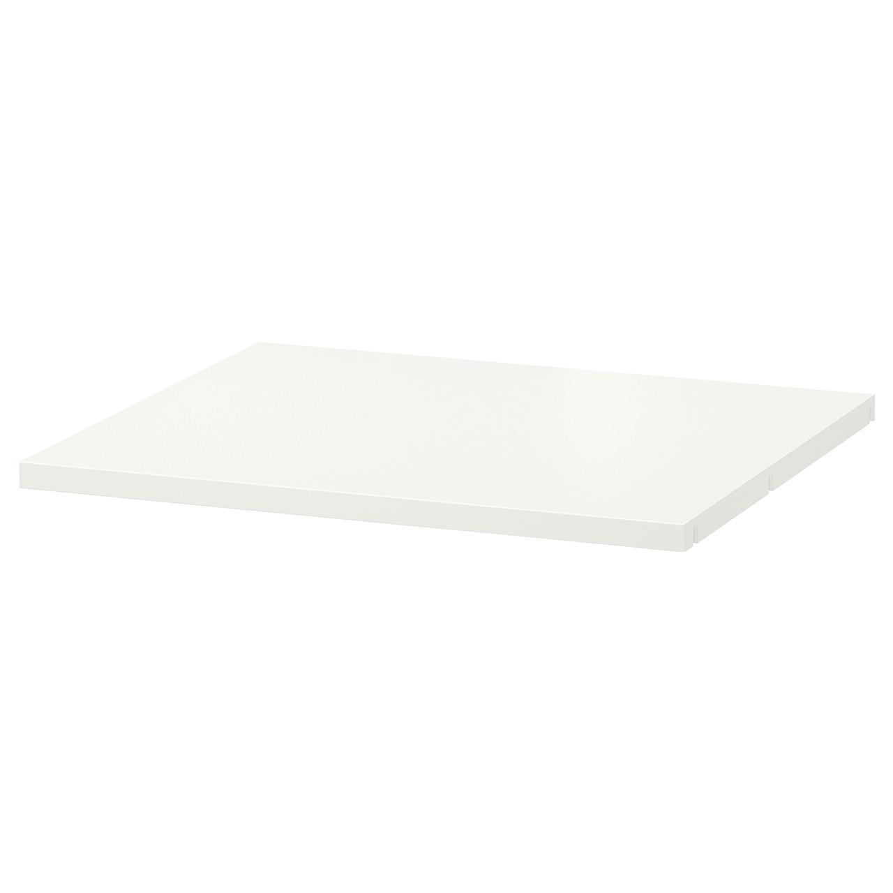 Полка IKEA HJÄLPA белый 60x55 см 903.311.66
