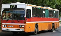 Лобовое стекло Scania CR 112 L/R