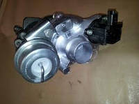 Турбина Citroen C4/DS3; Peugeot 207/3008/308/5008/RCZ; THP; 1,6L; EP6DT/EP6CDT