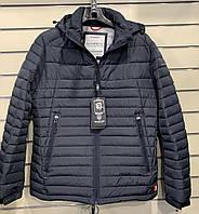 Куртка мужская TIGER FORCE Артикул: TJSW-50629 NAVY BLUE