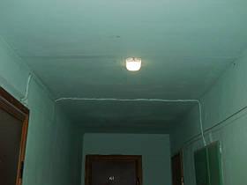Пластиковый Led светильник ЖКХ накладной овал 20w 6000K AVT-118/1, фото 3
