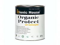 "Масло-антисептик для дерева ""Organic Protect - Oil"" 2,8 л"