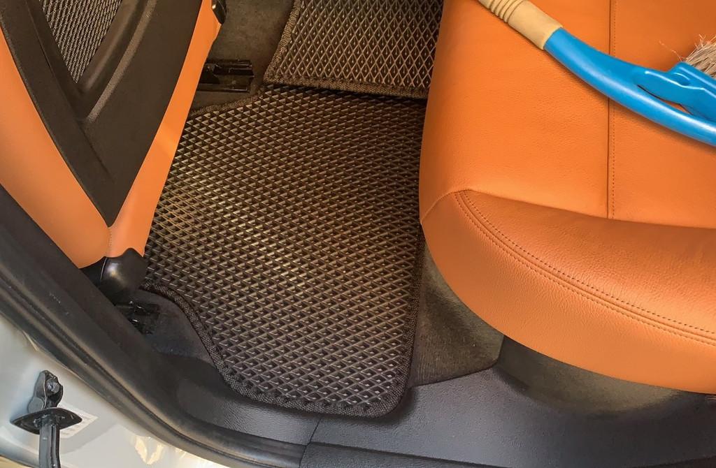 Наши коврики EVA в салоне BMW X4 F26 '14-