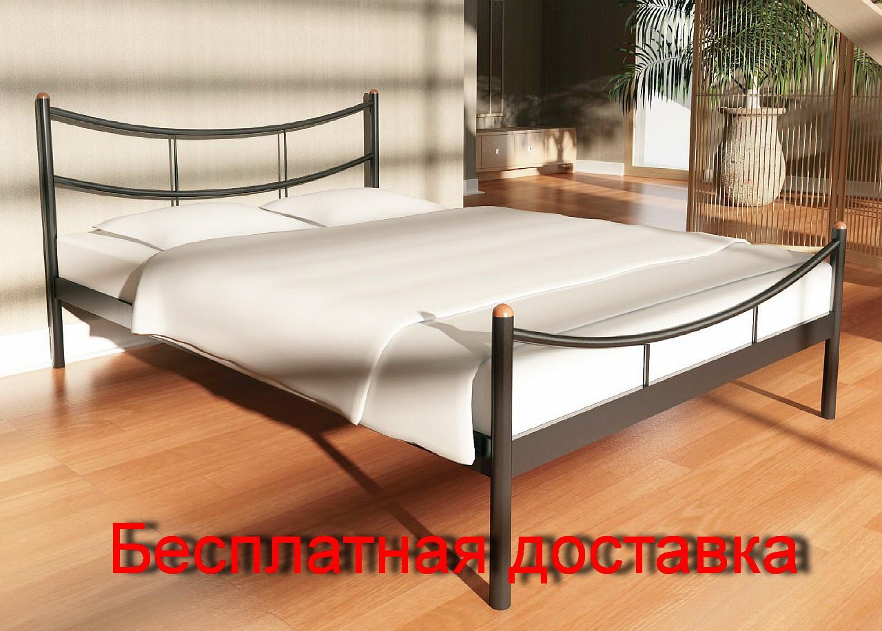 SAKURA-2- металлическая кровать ТМ МЕТАКАМ