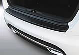 Пластиковая защитная накладка на задний бампер для Citroen DS4 2010-2018, фото 3