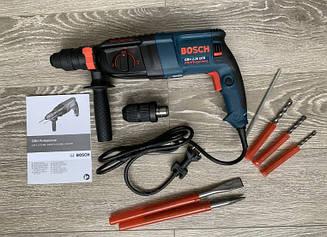 Перфоратор  Bosch/Бош  GBH 2-26 DRE с дополнительным патроном