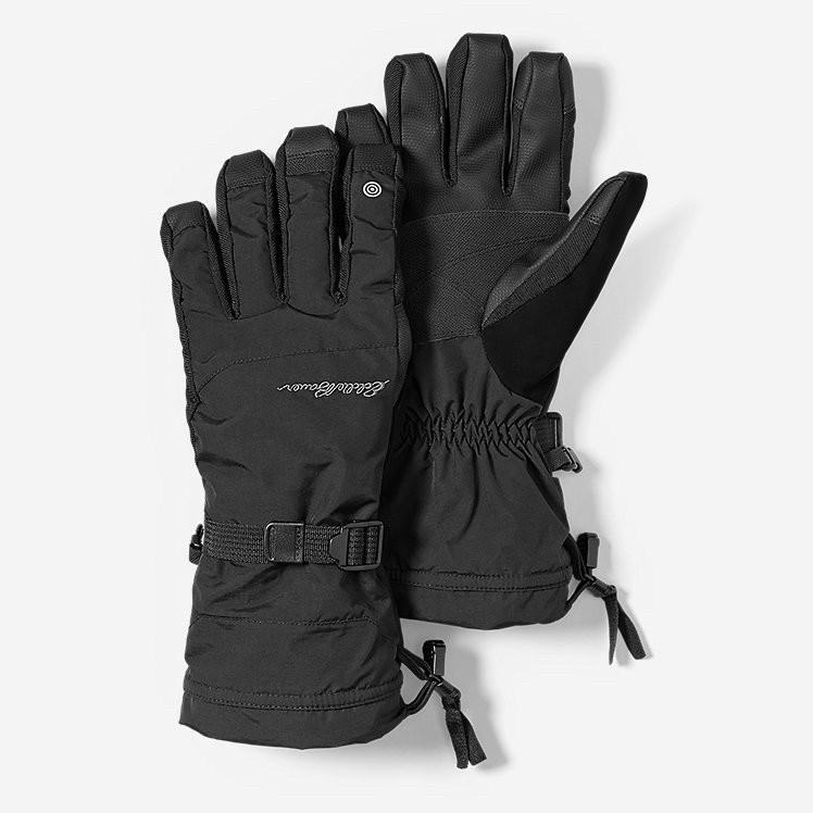 Перчатки лыжные Eddie Bauer Powder Search Touchscreen Gloves XS