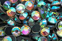 Стразы горячей фиксации DMC, ss16(4mm).Цена за 1440шт, Цвет Cristal AB(939)