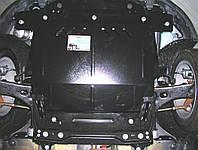 Защита картера Ford Fusion 2002-2012 V-всі бензин,двигун, КПП, радиатор (Форд Фьюжн) (Kolchuga)