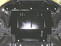 Защита картера Ford Fusion 2002-2012 V-1,6 D,двигун, КПП, радиатор (Форд Фьюжн) (Kolchuga)