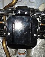 Защита картера Ford Kuga захист редуктора заднього мосту 2013- V-1,5; 1,6, захист редуктора заднього