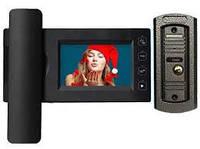 """Комплект видеодомофона PoliceCam PC-437R0 HD (PC-668H) с экраном 4,3"""""""