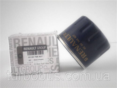 Фильтр масляный Рено Трафик 1.9 dci Renault (Оригинал) - 8200768927
