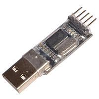 Преобразователь (конвертер) USB - RS-232 TTL PL2303HX