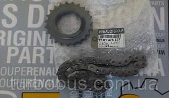 Цепь привода маслянного насоса на Рено Трафик 06-> 2.0dCi — Renault (Оригинал) - 7701476527
