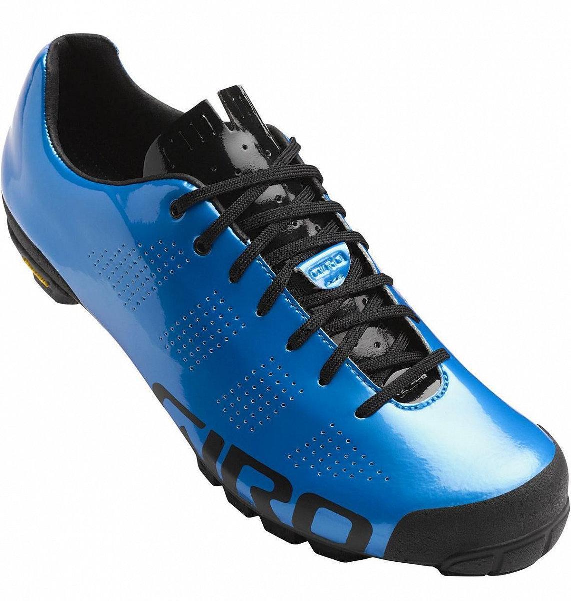 Велотуфли Giro Empire VR90 сине-черные 43р