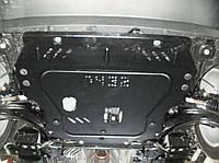 Защита картера Nissan Juke 2011- V-всі, АКПП, МКПП, двигун, КПП, радіатор ( Ниссан Жук)
