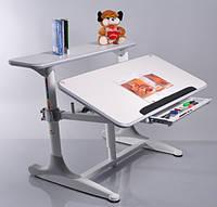 Письменный стол для школьника Mealux BD-405 white Киев Украина