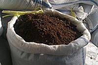Биогумус (вермикомпост), мешок 50л