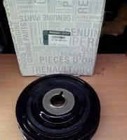 Ременной шкив коленчатого вала на Рено Трафик 2006-> 2.0dCi (7pk) - Renault (Оригинал) 8200767762