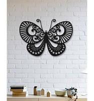 Декоративное металлическое панно Бабочка ., фото 1