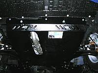 Защита картера Nissan Note 2005-2013 V-1,4,МКПП,двигун, КПП, радіатор ( Ниссан Ноте) (Kolchuga)