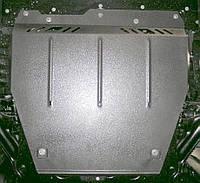 Защита картера Nissan Note 2005-2013 V 1,6,АКПП,двигун, КПП, радіатор ( Ниссан Ноте) (Kolchuga)