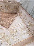 Наборы детского постельного (мишка)