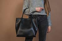 Большая сумка-шоппер из эко-кожи Камелия М178-42, фото 1